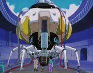 Statek kosmiczny (1) (DBGT, odc. 002)