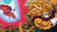 Son Goku kontra Cumber (1) (SDBH, odc. 004)