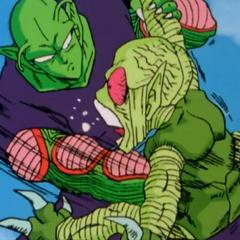Piccolo zabija <a href=