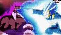 Blue vs Hakaishin
