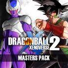 Dragon Ball Xenoverse 2, Masters Pack (logo)