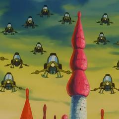 Armia Króla Gurumesa.