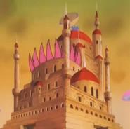 Pilafa zamek