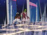 Dragon Ball GT, odcinek 01: Pojawiają się tajemnicze smocze kule!! Gokū zamieniony w dziecko?!