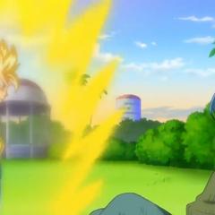 Trunks walczy ze swoim młodszym <a href=