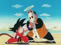Goku kontra zamaskowany Gohan
