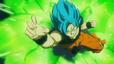 Goku SSJB (DBS, film 001- trailer)