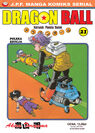 Dragon Ball Tom 21 okładka JPF