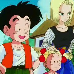 Marron wraz z rodzicami na Tenka-ichi Budōkai 25