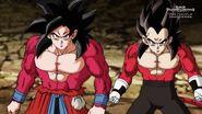 Son Goku; Xeno (4) (SDBH, odc. 005)
