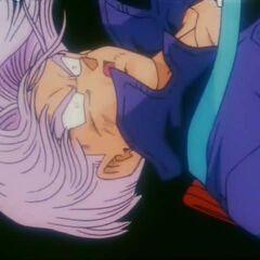 Cell zabija Trunksa (6)