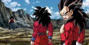 Son Goku; Xeno (3) (SDBH, odc. 005)