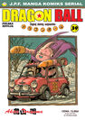 Dragon Ball Tom 39 okładka JPF