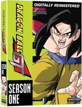 Tomy DVD Funimation (Saga podróży kosmicznych)