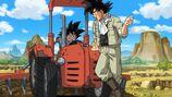 Son Goku i Son Goten (1) (DBS, odc. 001)
