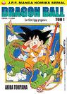 Dragon Ball Tom 1 okładka JPF