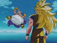 Goku SSJ3 kontra Majin Bu (23)