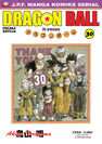 Dragon Ball Tom 30 okładka JPF