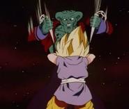 Son Goku ssj vs Ledgic