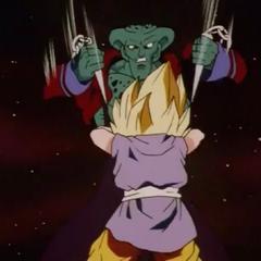 Goku ssj vs Legic