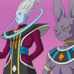 Whis i Beerus w <a href=