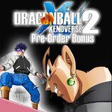 Dragon Ball Xenoverse 2, Pre-order bonus (logo)