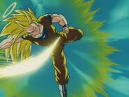 Goku SSJ Three (8) Odbicie Kikohy