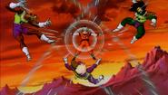 Goku vs. Zbrojny Odział Coolera