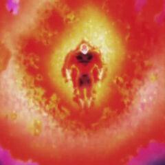 Mocna, czerwona aura <a href=