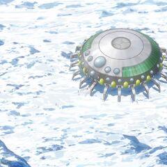 Statek kosmiczny Paragusa
