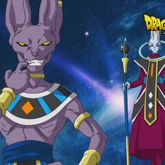 Beerus i Whis