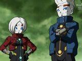 Super Dragon Ball Heroes, odcinek 008: Inwazja najgorszych wojowników! 6 Wszechświat w ruinie!