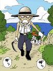 Ōmori (2) Wraca z grządek (Vomic, odcinek 1)