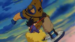 Bongo kontra Goku