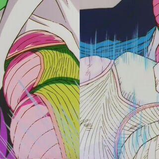 Nail i Piccolo w trakcie <a class=