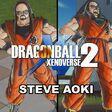 Dragon Ball Xenoverse 2, Steve Aoki Pack (logo)