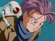 Trunks z Gillem na Mommāsu (DBGT, odc. 05)