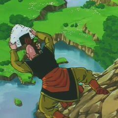 Złapał onigiri (2)