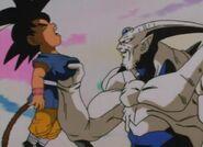 Yi Xing Lóng kontra Goku