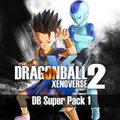Dragon Ball Xenoverse 2, DB Super Pack 1 (logo)