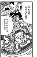 3. Lot w kosmos (07) Jaco, Omori, Tights i kapitan Mampuku Okawari
