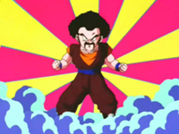 Goku i Satan Fuzja