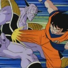W walce z Son Gokū (2)