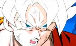 Goku ssj a