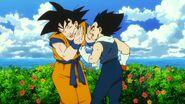 Vegeta i Son Goku (2) (DBS, film 001)