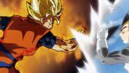 Goku kontra Vegeta (SDBH, odc. 002)