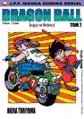 Dragon Ball Tom 7 okładka JPF