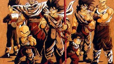 We Gotta Power - Dragonball Z ~ Hironobu Kageyama w lyrics