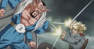 Dabura vs Trunks 3