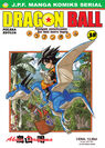 Dragon Ball Tom 38 okładka JPF